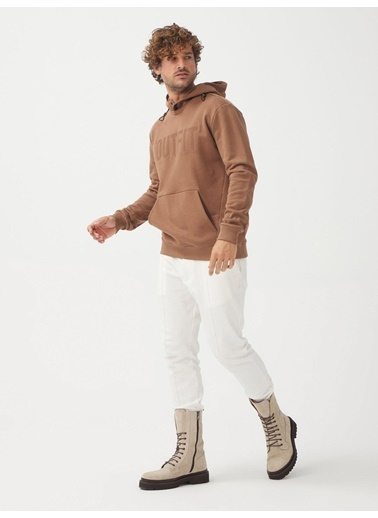 Xint Sweatshirt Camel